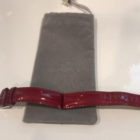 Michele Accessories - Michele watch strap
